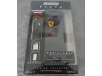 Perfect for Christmas Brand new sealed Genuine Scuderia Ferrari Black iPhone Cover mens fragrance