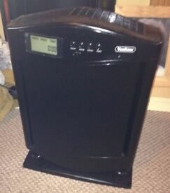 VonHaus True HEPA Air Purifier with Ioniser and Remote Control