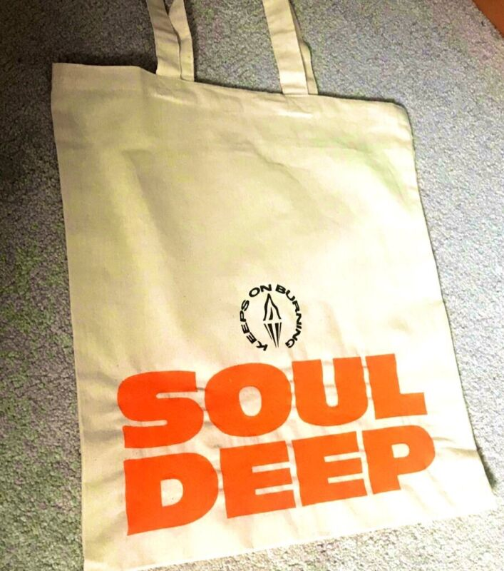 Soul Deep - Adventures With The Style Council Tote Bag