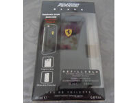 Brand new sealed authentic Scuderia Ferrari Black iPhone Cover mens fragrance