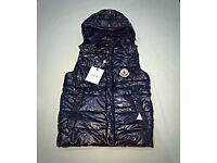 Bodywarmer Gilet Moncler With Hood