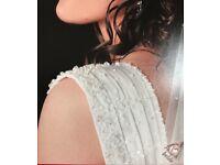 Wedding dress Ivory size 8-10