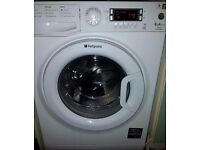 Digital Hotpoint 8kg washing machine London £165