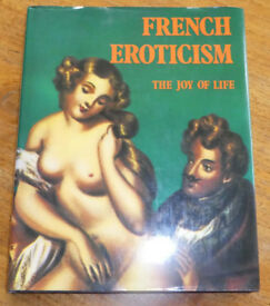 French Eroticism – Joy of Life. Adults Only. Post free