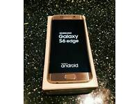 Samsung Galaxy S6 Edge 32GB Gold (Unlocked)