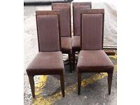 25 Restaurant Chairs