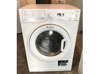 7kg Hotpoint WMEF762 A++ Fully Working Washing Machine with 4 Month Warranty