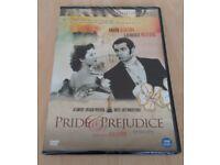 Pride and Prejudice (1940) DVD Korean New