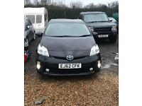 2013 TOYOTA PRIUS UK MODEL PCO ELIGIBLE -PCO CAN BE ARRANGED ON REQUEST