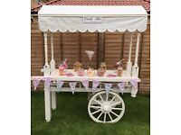 Candy Cart hire Benfleet, Essex