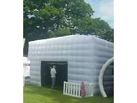 MARQUEE FOR HIRE INFLATABLE IGLOO STYLE