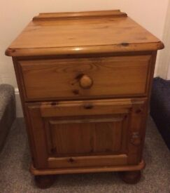 Pair of Ducal bed-side cabinets