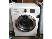 FREE DELIVERY LARGE 11KG Samsung Ecobubble washing machine WARRANTY