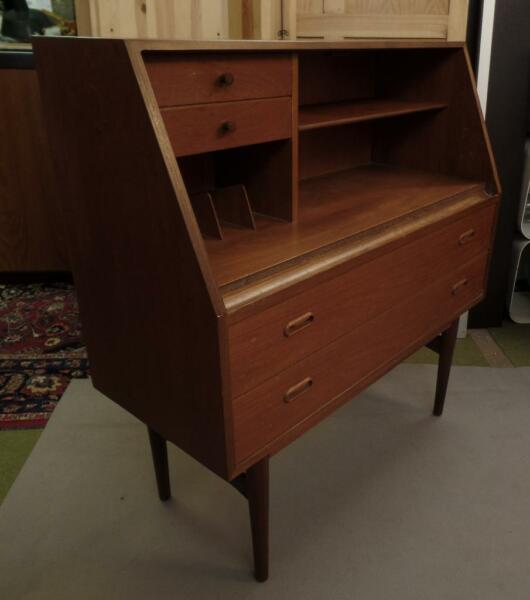 mid century modern teak teakholz sekret r denmark in altona hamburg bahrenfeld. Black Bedroom Furniture Sets. Home Design Ideas