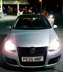 Vw golf gt tdi 06reg tax tested 2keys