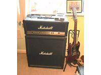 Marshall AVT50H half-stack amp