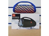 B9 BOOMBOX PORTABLE WIRELESS SPEAKER BRAND NEW WITH RECEIPT