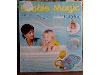 BaByliss Bubble Magic Bubble Bath Spa - BRAND NEW