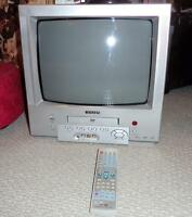 "Citizen TV - 14"" Screen With DVD Player"