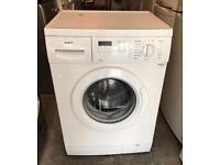 Digital BOSCH 1200 Free Standing Washing Machine Good Condition & Fully Working Order