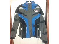 Motorcycle clothing in very good condition