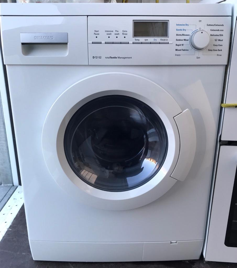 Siemens Washer Dryer Free Delivery In Hove East Sussex Gumtree
