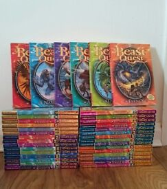 Beast Quest 36 books