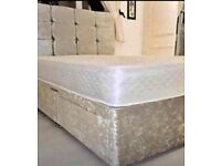 ✅Sale! Brand New Divan Beds with Headboard & Mattress - Free Delivery✅
