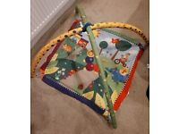 FREE baby gym/mat. Collection Whipps Cross