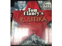 Tom Clancy's Politika Board Game (New & Sealed)
