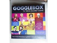 Paul Lamond Gogglebox TV Trivia Board Game - New