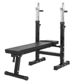 Weight Lifting Bench (Adjustable Back)