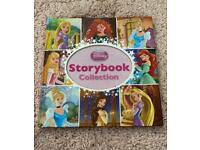 Disney princess hard back story book