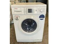 7kg Bosch Exxcel Nice Washing Machine with Local Free Delivery
