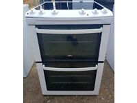 Zanussi 60cm electric cooker - FREE DELIVERY