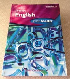 L+L Higher ENGLISH Grade Booster
