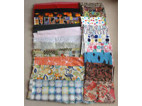 Job Lot of 50+ Meters Patchwork / Craft Cotton