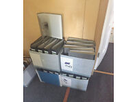 32 Lever Arch Files, almost new.