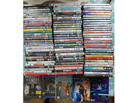 100 New & Sealed DVDs. All genuine, no replays. including some seasons etc BARGAIN