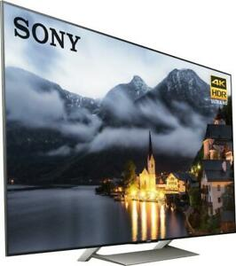 SONY 75 PO SMART TV ANDROID DEL HDR UHD 4K (XBR75X850E) - NOIR