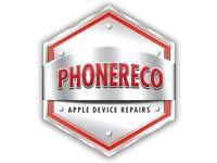 Phone Repair Service (iPhone and iPad Screen replacement, Micro-soldering,IC's Reballing)
