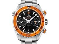 OMEGA Planet Ocean 600 M Co-Axial Chronograph 45.5 MM