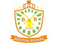 Bidston Rovers Junior Football Club