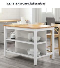 IKEA Stenstorp Kitchen Island x 2