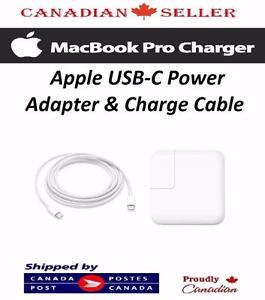 61W USB-C Power Adapter Charger(1718) For Latest Macbook pro 13inch A1706 A1707 A1708A(Made In 2016).