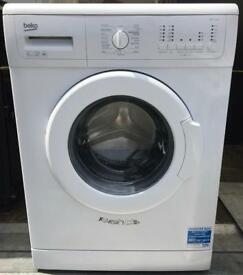 Beko 6KG new model washing machine free delivery 1
