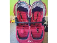 Baby jogger citi mini double 2014