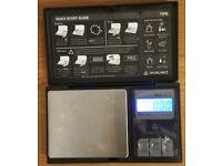 Myco pocket digital scale