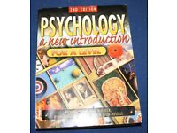 Psychology: A New Introduction by Hugh Coolican, Alan Clamp, Julia Russell, Rob