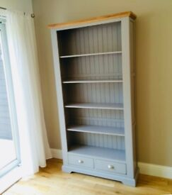bookcase st ives from oak furniture land